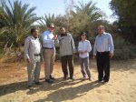 Australian Ambassador visits NHASD projects in the New Valley!